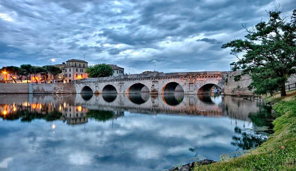 pont-rimini-italie