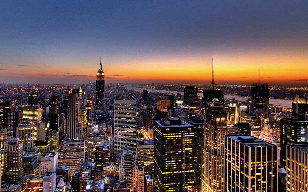new_york_skyline-coucher-soleil